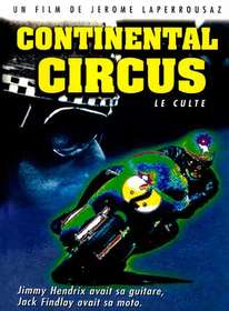 Affiche Continental Circus
