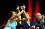 Elena Anaya, Rossy de Palma, Marisa Paredes et Agustín Almodóvar