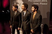 Xavier Dolan, Guillaume Gallienne et Tahar Rahim
