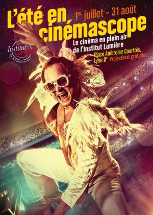 Ete En Cinemascope 2021 Affiche