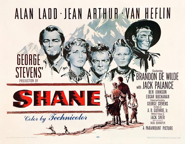 Poster Shane 02