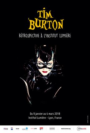 Affiche Retro Burton