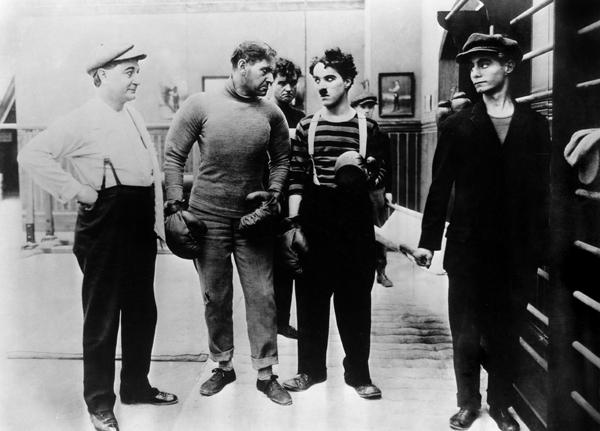 CHARLOT BOXEUR 1915 01