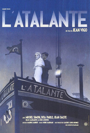 Affiche Atalante NL