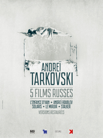 Affiche Potemkine R TrospectiveTarkovski