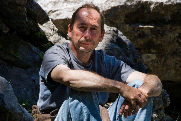 Portrait Jean Michel Bertrand