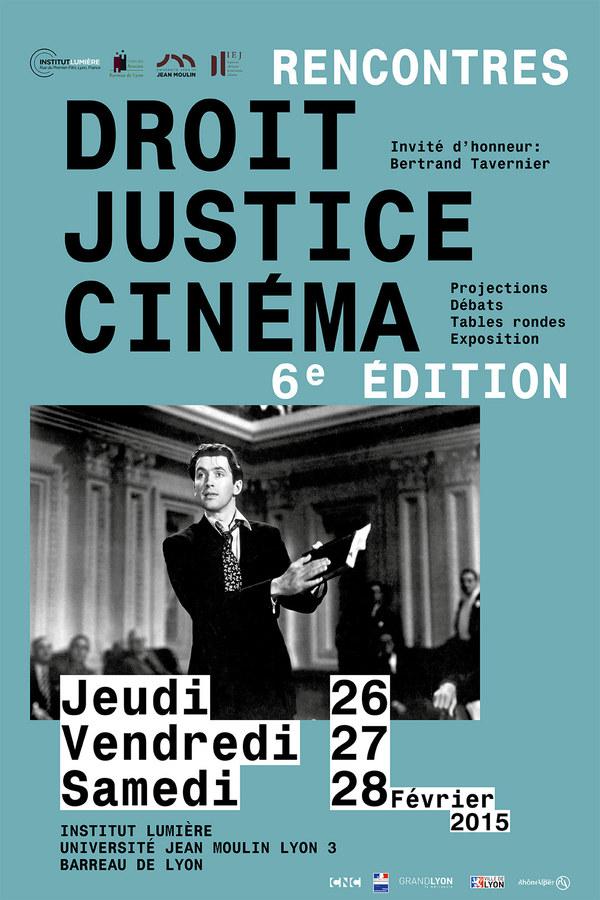 Rencontres droit justice et cinema