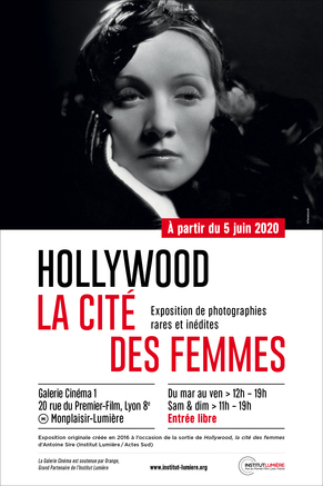 Affiche Hollywood CiteFemmes