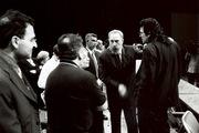 Fidel Castro recoit des cinéastes européens (2003)