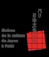 Logo MCJP Plus Fonce Traits Courts