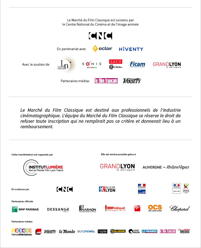 MFC - Le rendez-vous professionnel du festival Lumière