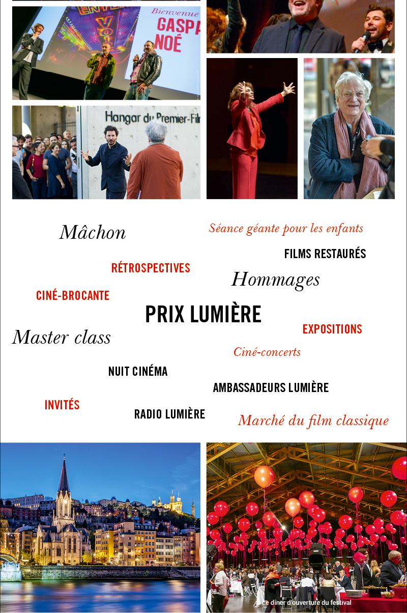 Festival Lumière 2017 : Les dates !