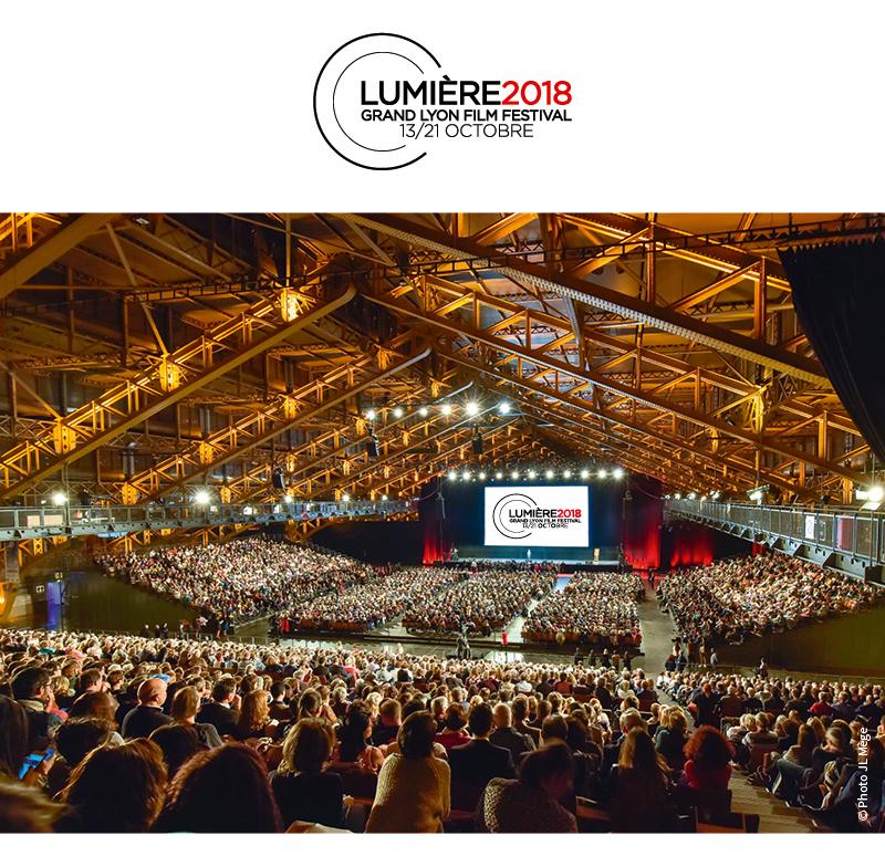 Les dates du festival Lumière 2018 / The dates of the Lumière festival 2018