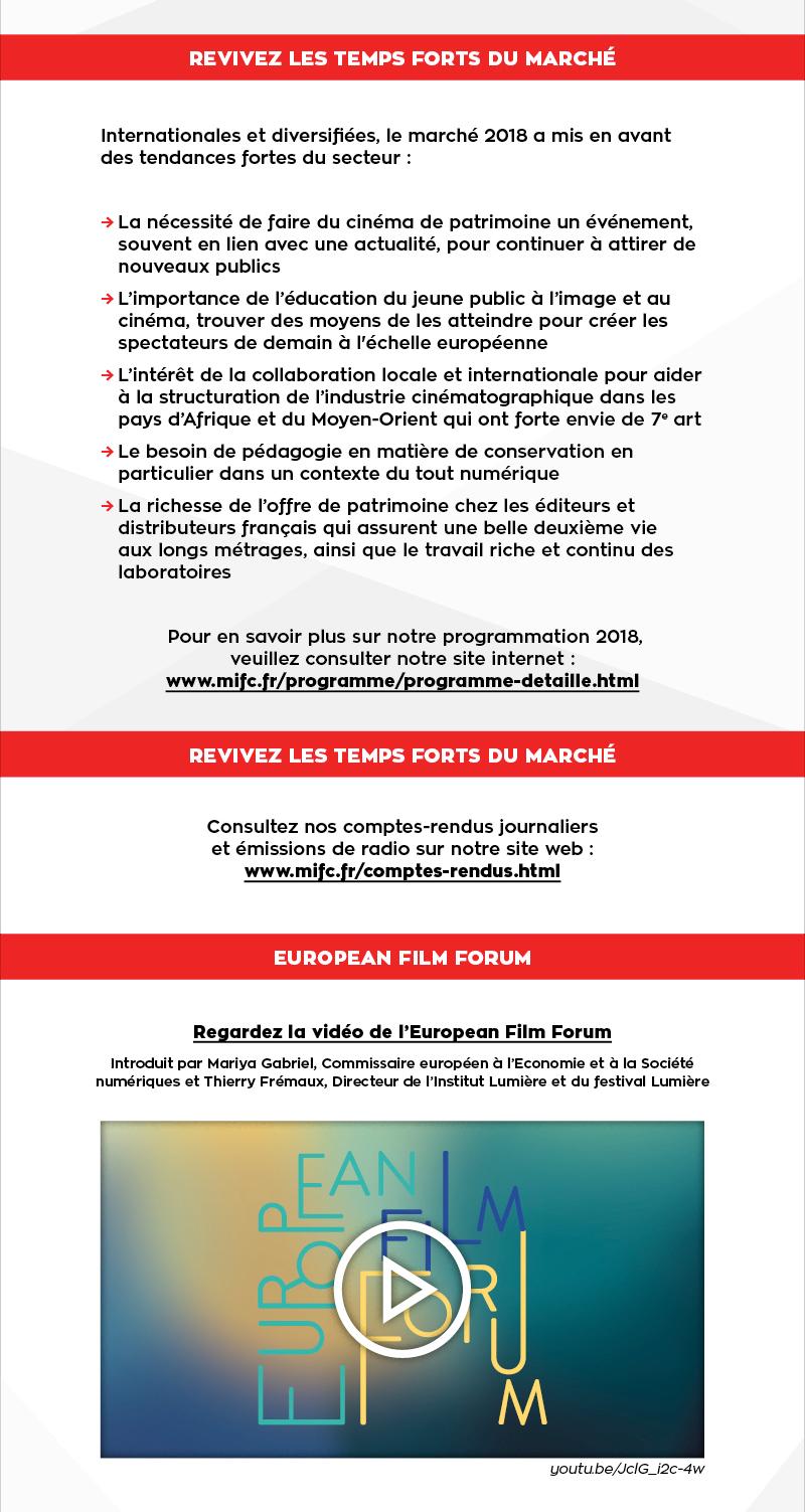 Let's look back at this 6th edition of MIFC! / Retour sur la 6ème édition du MIFC !
