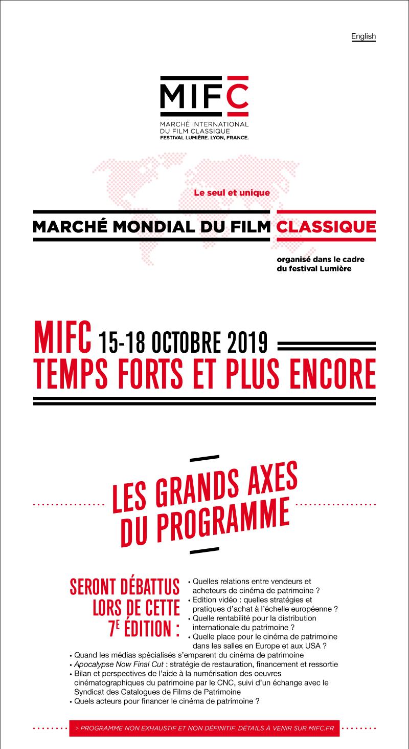 MIFC 2019 : temps forts....et plus encore !