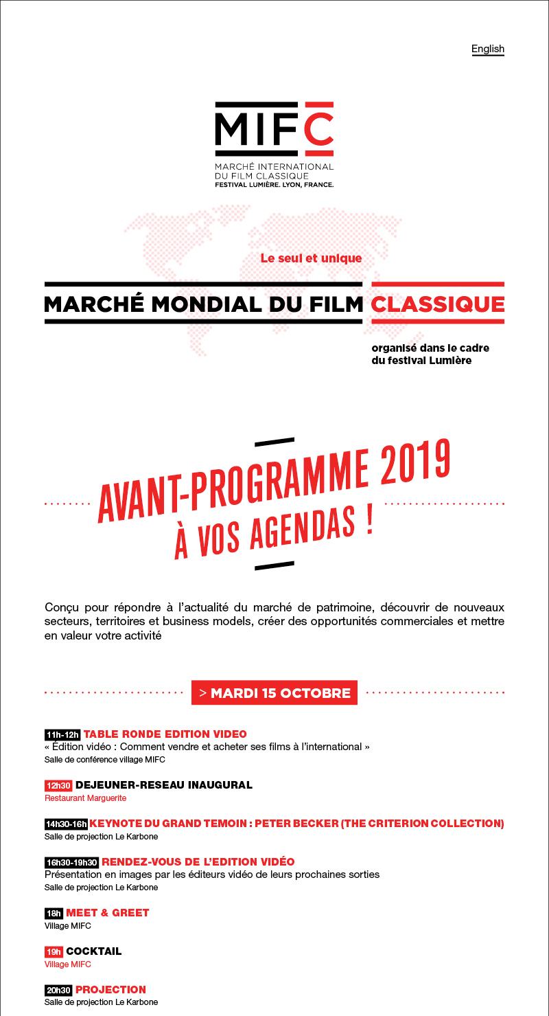MIFC 7e édition : Avant-programme !