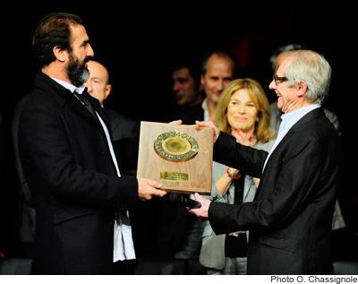 prix lumière à Ken Loach par Cantona