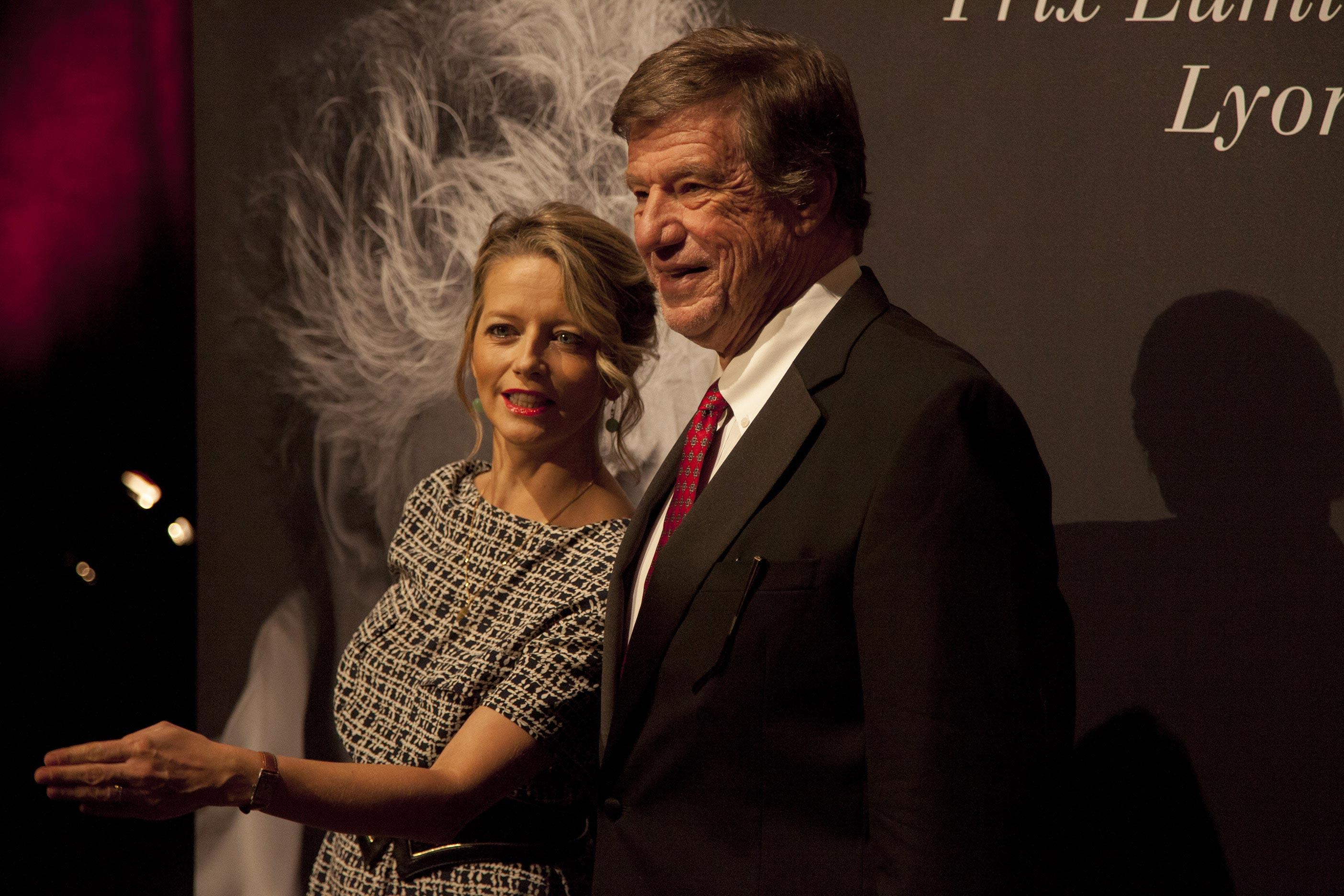Laure Marsac et John McTiernan