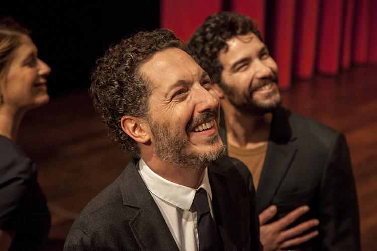 Guillaume Gallienne et Tahar Rahim