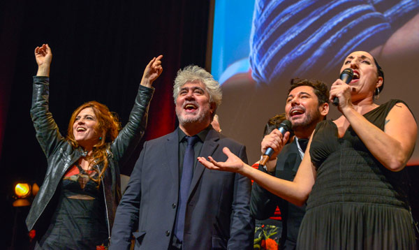 Prix Lumiere 2014 Almodovar Jeanluc Mege 2037