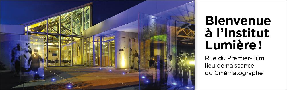 Institut Lumière - Accueil