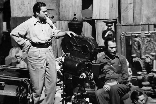 Citizen Kane - Tournage (1941)