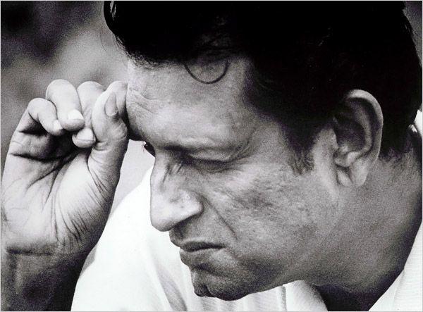 Satyajit Ray Portrait