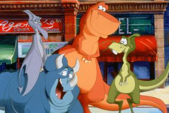 quatre-dinosaures