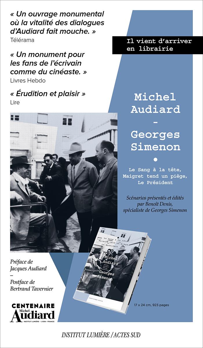 Audiard Simenon