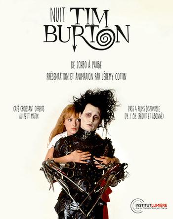 Nuit Tim Burton Sans Date