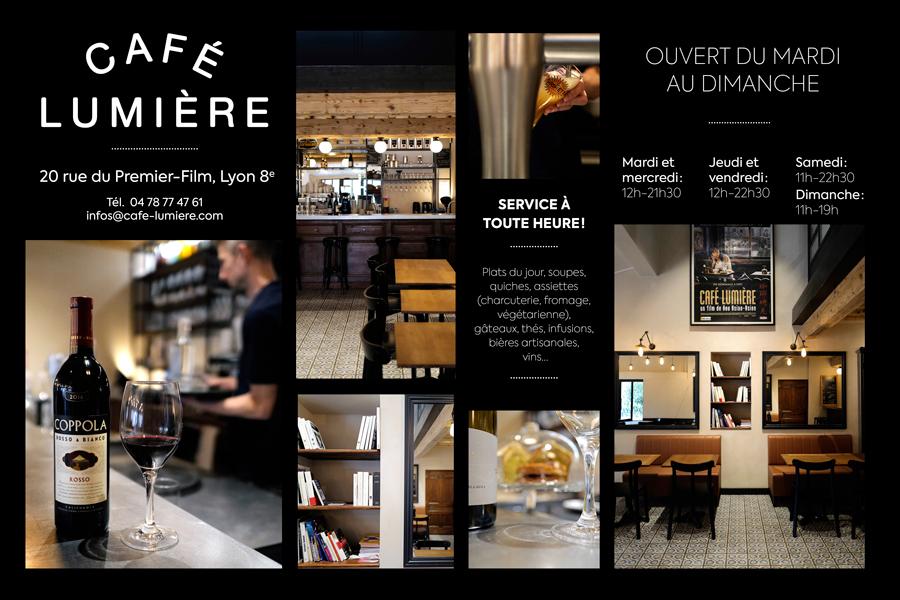 Panneau Cafe Bar Hangar2