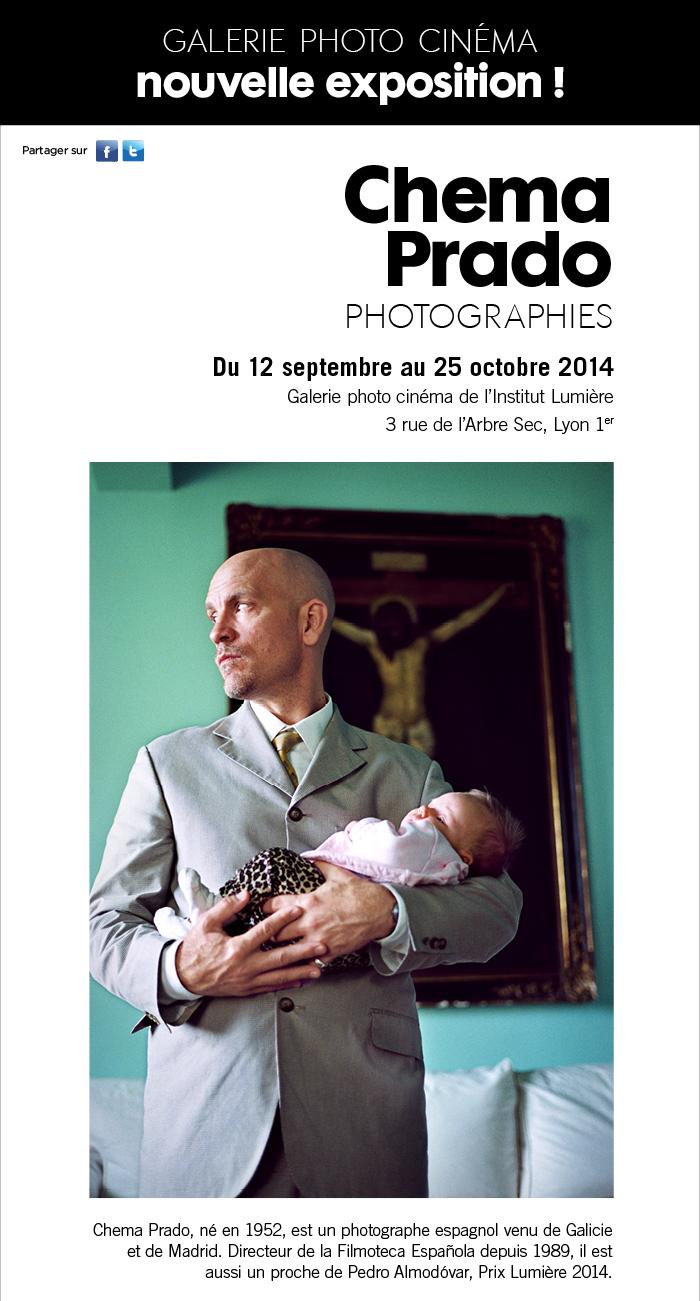 Les photographies de cinéma de Chema Prado, à partir du 12 septembre